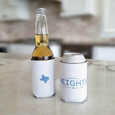 Houston Heights Tile - Texas Koozie Hugger