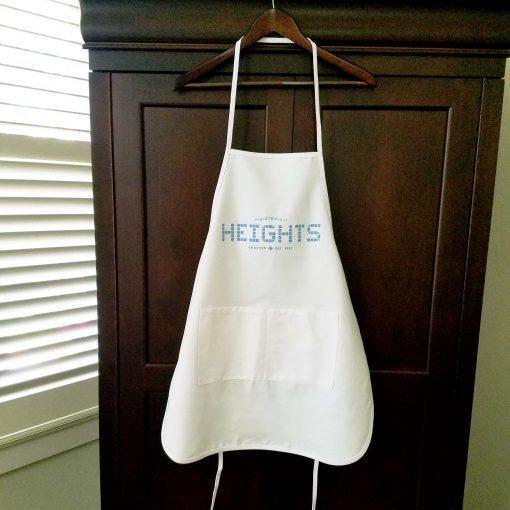 Houston Heights Tile Apron