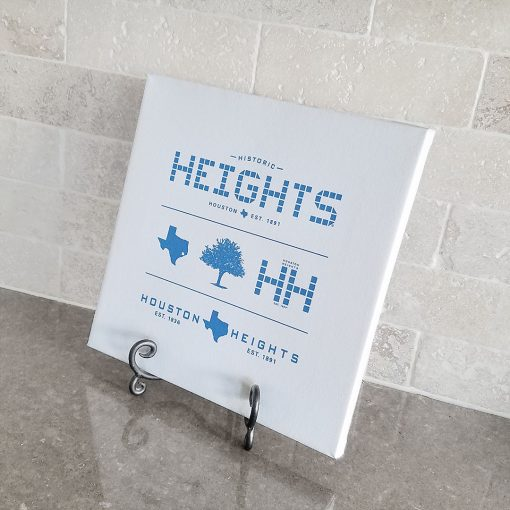 Heights Design Collection canvas 12 x 12 in