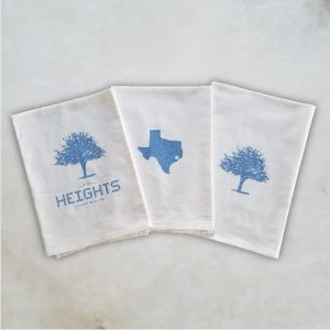 Heights Flour Sack Kitchen Towels