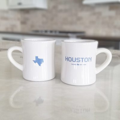 Diner Mug - Houston Tile