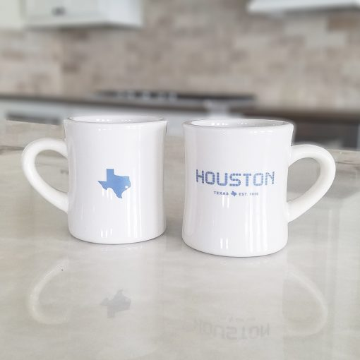 Diner Mug - Houston Tile