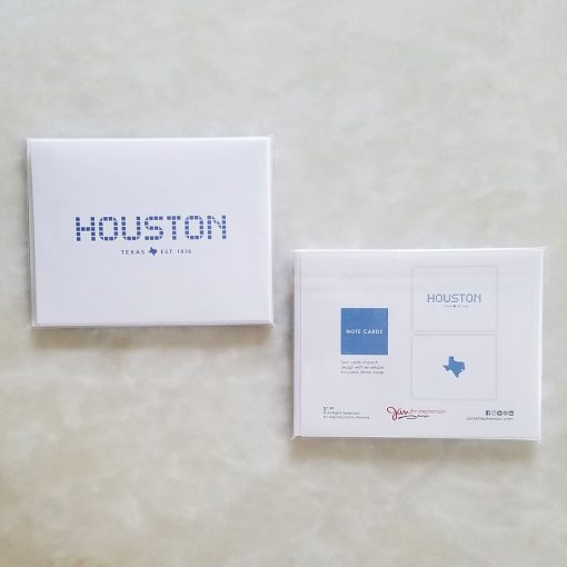 Note Card - Houston Tile & Texas Tile pack