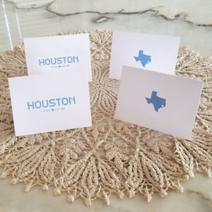 Note Cards - Houston Tile & Texas Tile