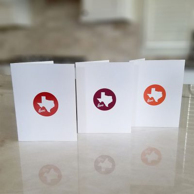 Note Cards - TX Love