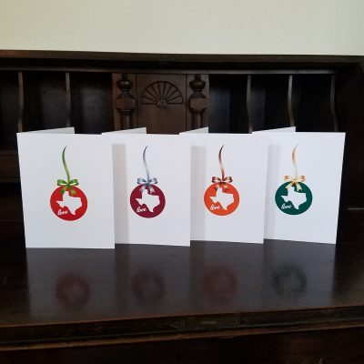 Note Cards - Texas Love Holiday
