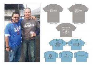 Heights Chamber Tshirt and Concepts