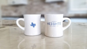 Heights Tile & Texas Tile Diner Mug