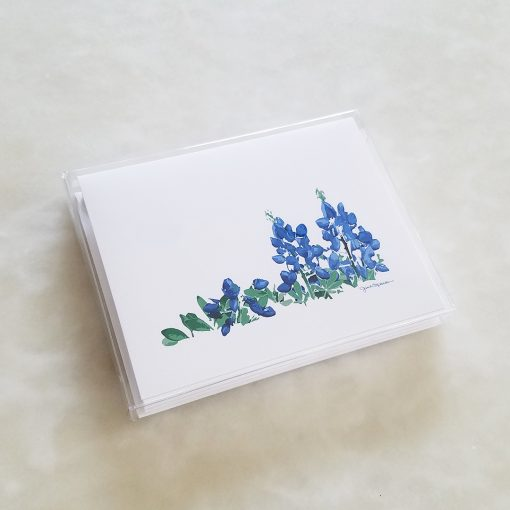 Note Card - Bonnets box,