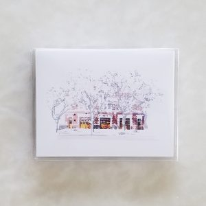 Note Cards - Heights Fire Station box