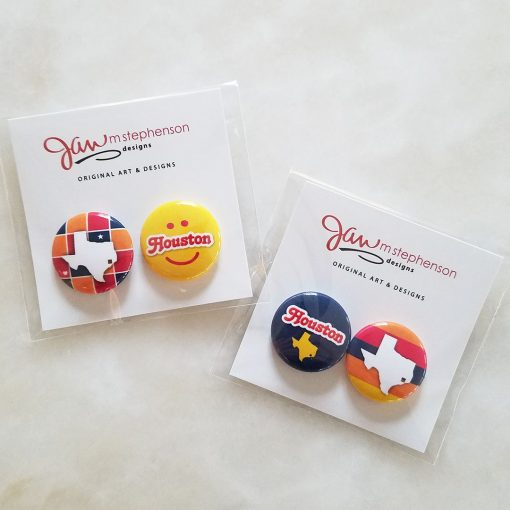 Button Pins