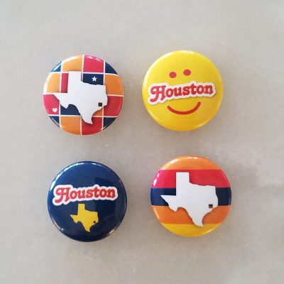 "1"" button pins"