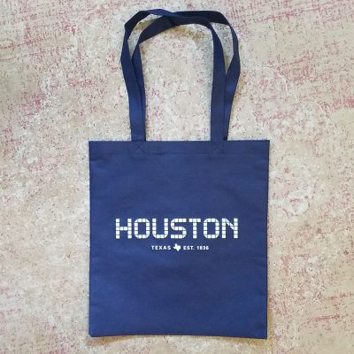 Houston Tile tote