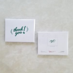 Texas Thank You note cards