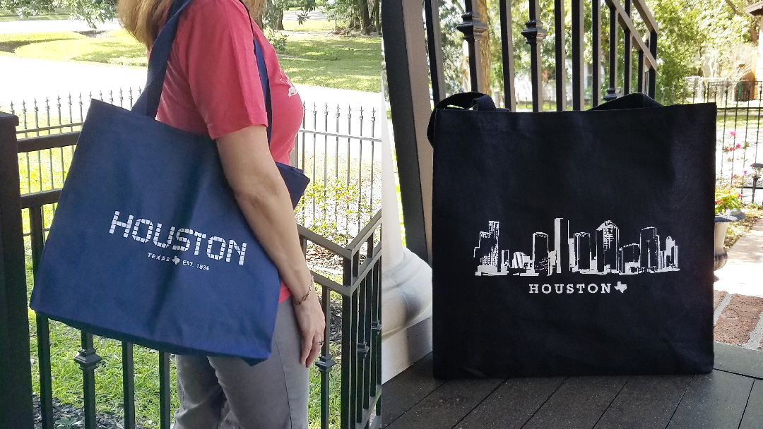 Totes Houston Tile - Skyline